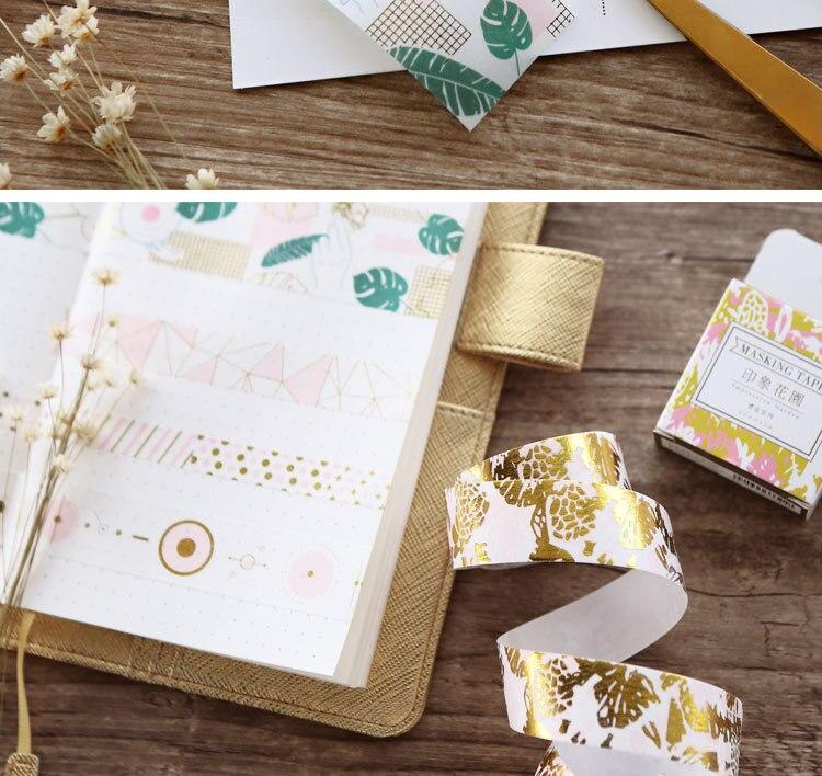 gold foil washi tape (16)