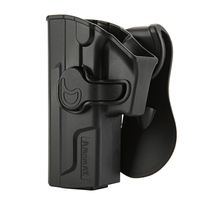 Amomax Adjustable Tactical Holster for Sig Sauer SP2022   Left handed Black|Holsters| |  -