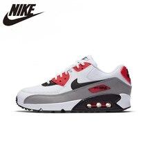 Nike Air Max 90 Original Air Cushion Women Running Shoes New Arrival Breathable Sports Sneakers #325213-132 original new arrival nike w air max 90 ultra 2 0 women s running shoes sneakers
