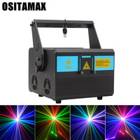 LED Laser Projector Christmas Decorations RGB Stage Projector Laser Light DJ Disco Light Xmas Party Club Light christmas decor