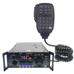 Image 4 - Xiegu G90 HF Amateur Radio HF Transceiver 20W SSB/CW/AM/FM 0.5 30MHz struttura SDR con Built in Auto Antenna Tuner