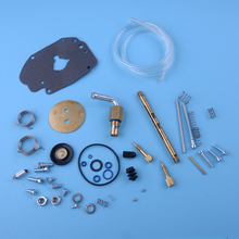 DWCX High Performace Motorcycle Carburetor Carb Rebuild Accessories Kit Fit for Super E (R134) S&S Master Repair