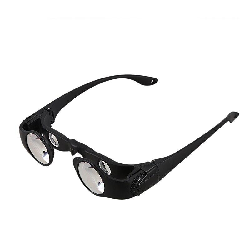 Portable Fishing Glasses Full Frame Glass Telescope Magnifier Binoculars Glasses For Outdoor Fishing Hunting