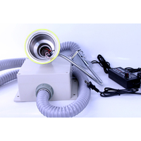 TBK smoke 30W Anti Static Solder Smoking Absorber ESD Fume Extractor Phone Repair Welding Tool soldering iron smoke evacuator