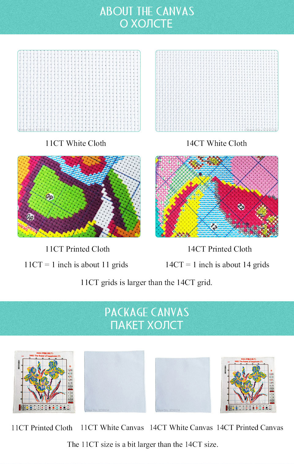 Joy Sunday Cross Stitch Kits Sale 11CT 14CT Embroidery Cross Stitch Kit for Needlework Cross Stitch Sets for Embroidery DIY Crafts (7)