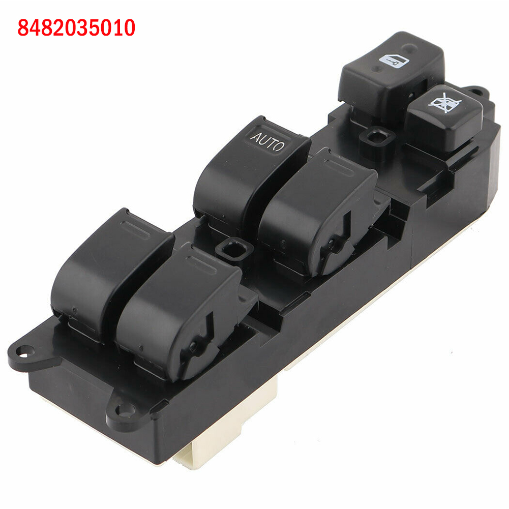 84820-35010 LHD Electric Power Window Master Control Switch For Toyota Tercel 4Runner Rav4 Corolla Camry Land Cruiser 8482035010