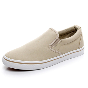 Image 2 - YEINSHAARS New Canvas Driving Shoes Men Green Black Yellow White Vulcanized Lazy Canvas Shoes Mens Designer Sneakers Fashion Men