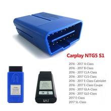 Más NTG5 S1 Carplay para Benz auto activador herramienta auto jugar para iPhone/Android coche accesorios activar kit