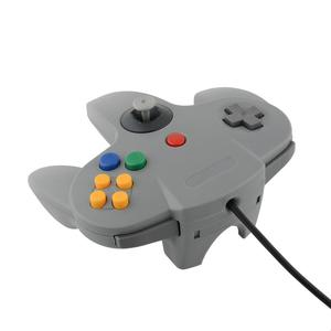 Image 3 - LBKAFA חוטית USB משחק בקר משחקי Joypad ג ויסטיק USB Gamepad עבור Nintendo משחק קוביית עבור N64 64 PC עבור Mac gamepad
