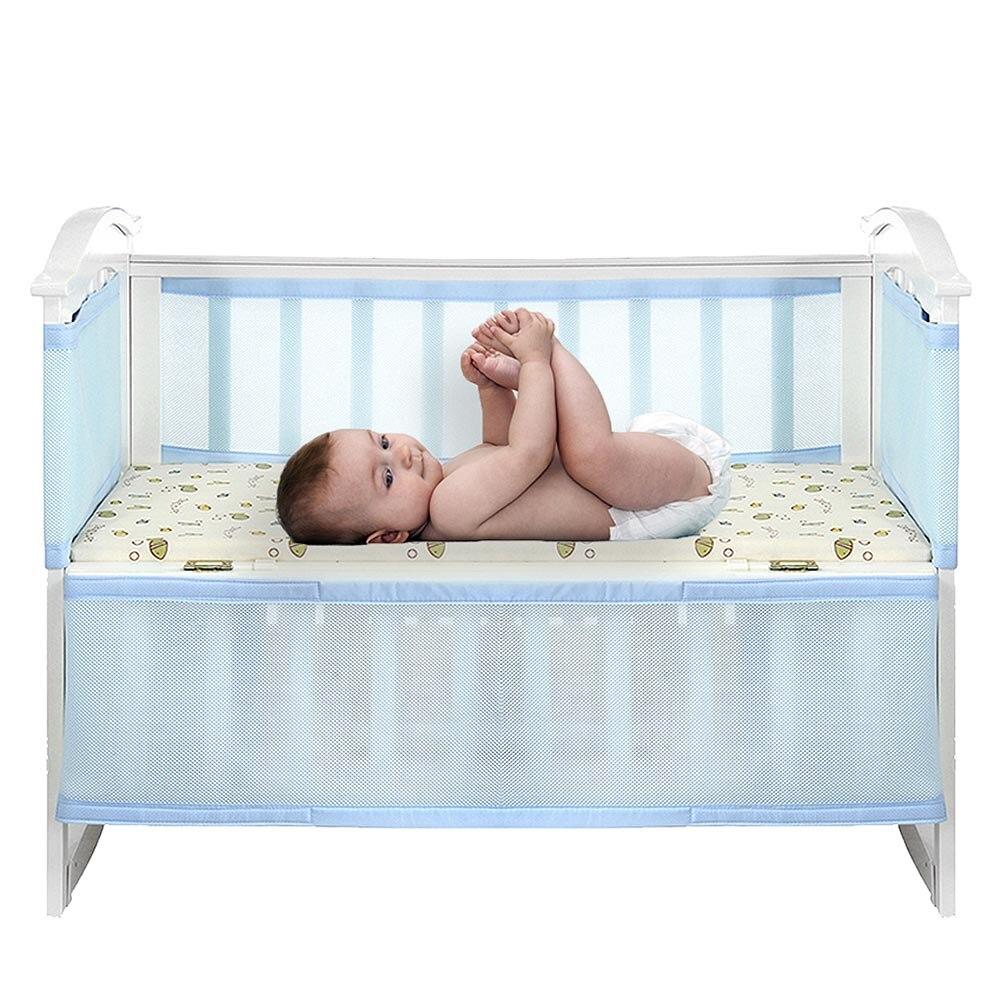Crib Enclosure Baby Bed Enclosure Crib Protection Supplies