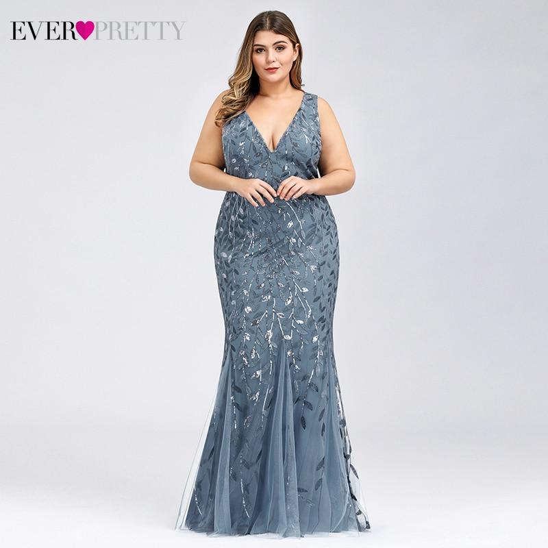 HOT PRICE) Plus Size Prom Dresses Ever Pretty EP07886 ...
