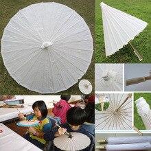 Diy свадебный зонтик аксессуары для дома и сада ручной работы бумажный зонтик свадебные аксессуары деревянный Свадебный зонтик