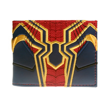 Spiderman wallet Fashionable high quality men's wallet desig