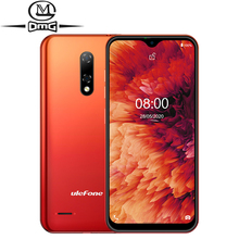 Ulefone Note 8P Android 10 Go mobile phones Waterdrop Screen Quad Core 2GB+16GB cell phone 5.5 8MP Camera GPS 4G Smartphone bluboo edge 2gb 16gb smartphone gold