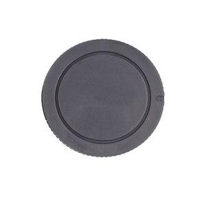 Image 4 - 50 짝/몫 카메라 바디 캡 + 소니 nex NEX 3 e 마운트 용 후면 렌즈 캡