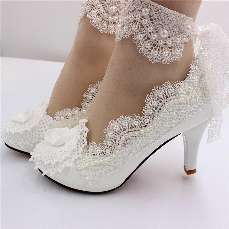 BaoYaFang Bridal dress, wedding shoes