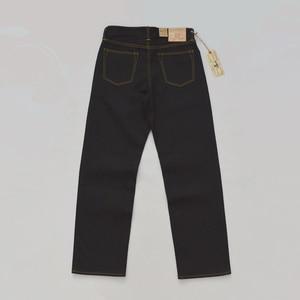 Image 2 - BOB DONG jean noir en Denim 23oz, coupe régulière et droite