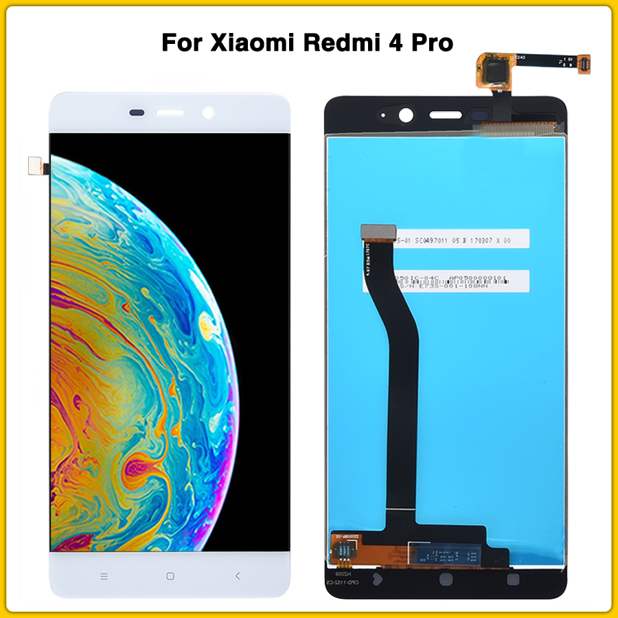 New For <font><b>Redmi</b></font> <font><b>4</b></font> <font><b>Pro</b></font> LCD Touch Screen For <font><b>Xiaomi</b></font> <font><b>Redmi</b></font> <font><b>4</b></font> <font><b>Pro</b></font> <font><b>3GB</b></font> <font><b>32GB</b></font> LCD Display touch panel Digitizer Replacement image