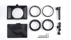 Image 5 - Tiltaing MB T15 Mini Matte Box for DSLR mirrorless style cameras Tilta lens hood accessories tilta mattebox