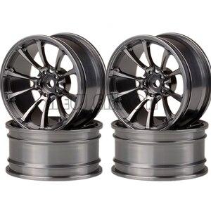 """Image 3 - NEW ENRON 4P 1.9"""" Aluminum 52mm Wheel Rim For RC 1/10 1:10 On Road Drift Traxxas HSP Tamiya HPI Kyosho RedCat SAKURA"""