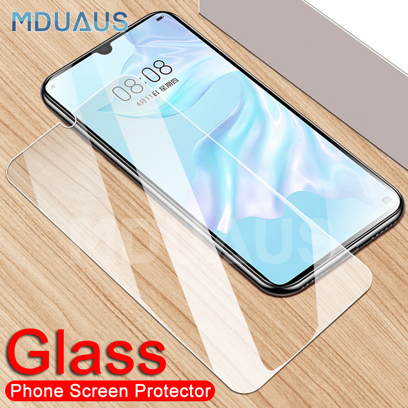9H Protective Glass On The For Huawei P30 Lite Screen Protector Glass Huawei P20 Pro P10 Lite Plus P Smart Tempered Glass Film