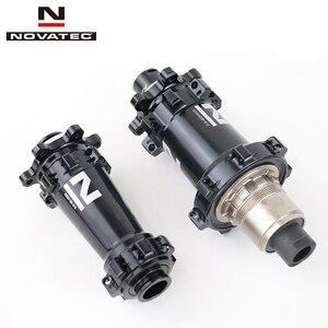 Novatec XDS641SB XDS642SB 28H Mtb Enduro Hub Boost Straight Pull 11S горный велосипедный дисковый концентратор с кассетным корпусом XD 110 мм 148 мм