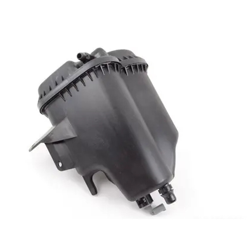 Bouteille de liquide de refroidissement de réservoir de débordement de réservoir d'expansion de pièces d'auto pour 2007-2013 BMW E70 X5 E71 X6 OE 17137552546 17137647290 17138621
