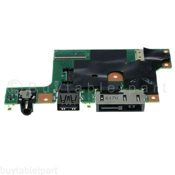 JIANGLUNNEW DC JACK AUDIO de potencia USB/placa para Lenovo Thinkpad S3 YOGA 14 00HN612