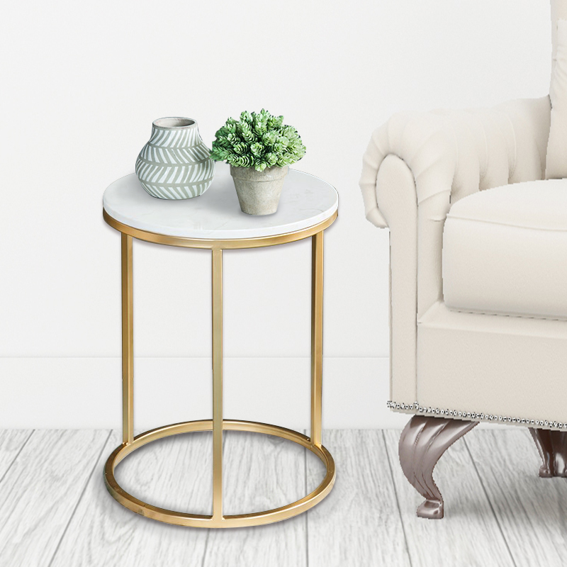 Marble Sofa Side A Few Living Room Corner A Few Small Round Table Small Tea Table Bedside Table Head Table Simple