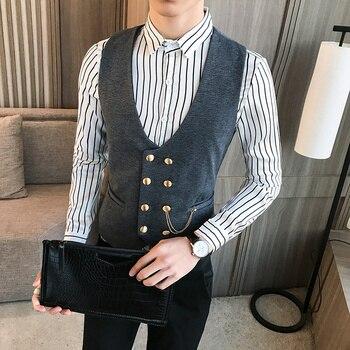 Mens Wedding Suit-Vests