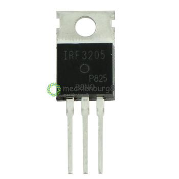 10PCS IRF3205 IRF3205PBF 3205 MOSFET Field Effect Transistor 55V 110A TO-220 - sale item Games & Accessories