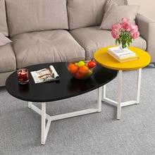 Гостиная сочетание деревянный журнальный стол крепкий прочный стол Ужин кофе чай стол внутренняя мебель для дома