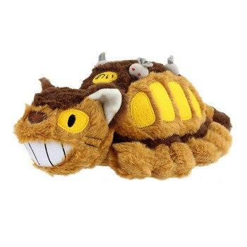 цена на NEW 30cm Kawaii My Neighbor Totoro Catbus Plush Toys Stuffed Animal Totoro Plush Toys Dolls For Kids Gifts