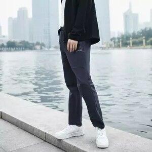 Image 3 - Youpinฤดูใบไม้ร่วงฤดูหนาวชายเปลือกคอมโพสิตขนแกะกางเกงกันน้ำWindproofอบอุ่นกีฬากางเกงเดินป่ากางเกง