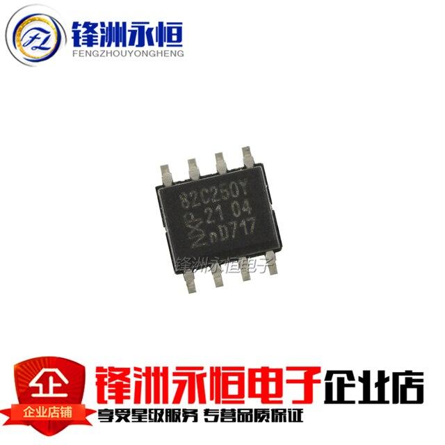 10 pces pca82c250t pca82c250 a82c250 sop-8 chipset novo original