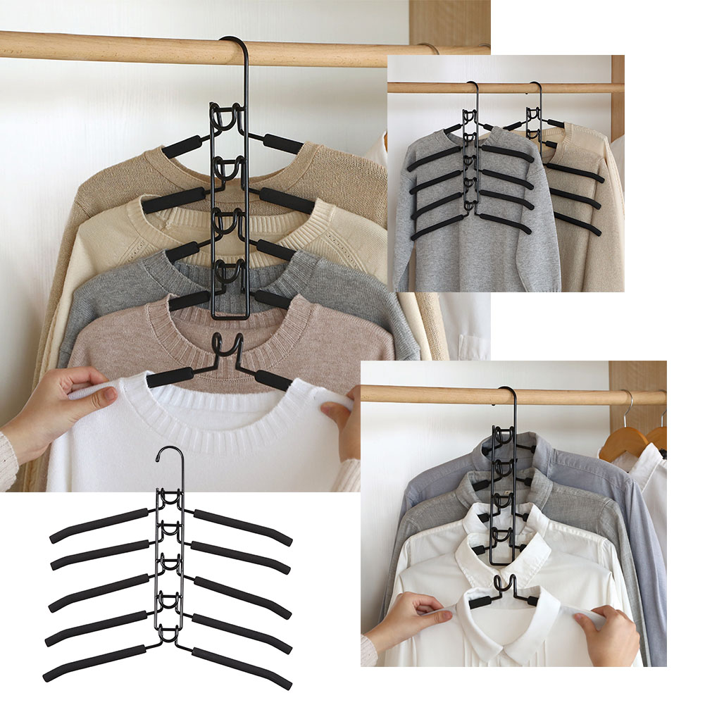 Hangers For Multiple Clothes