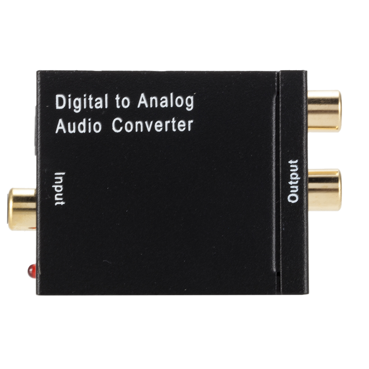 Grwibeou digital to analog audio converter fiber toslink coaxial - Audio dan video mudah alih - Foto 2