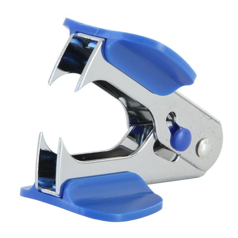 1 Pcs Staple Remover Nail Puller Stapler Nail Clip Study Home Office Binding Supplies For Various Types Of Staple Removal