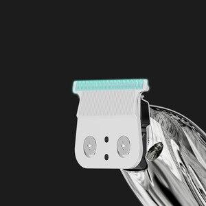 Профессиональная машинка для стрижки волос Машинка для стрижки бороды и усов; Для мужчин Парикмахерская 0,1 мм Белоголовый машинки для стрижки волос, машинка для стрижки волос, стрижка T лезвие машинка для стрижки