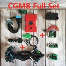 CGDI MB pour Benz, Support Original, pour toutes les clés perdues, avec simulateur ELV, adaptateur AC et EIS câble ELV/adaptateur de réparation NEC