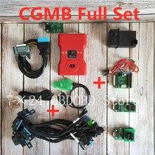 Orijinal CGDI MB için Benz destek tüm anahtar kayıp CGMB ile ELV simülatörü ve AC adaptörü ve EIS ELV kablo/ELV tamir adaptörü NEC adaptörü