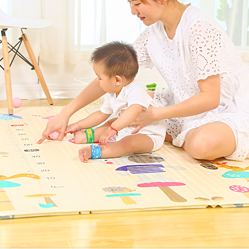 Baby Carpet Soft Play Mat Puzzle Foam Rug Anti-slip Pad  XPE Baby Playmat Infant Home Living Room Thickening Baby Crawling Mat