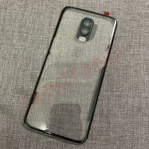 Image 5 - Original NEW Back Glass Cover Oneplus 6 6T Battery Cover Door One PLUS 6 Housing Rear Panel Case Oneplus 6T Back Battery Cover