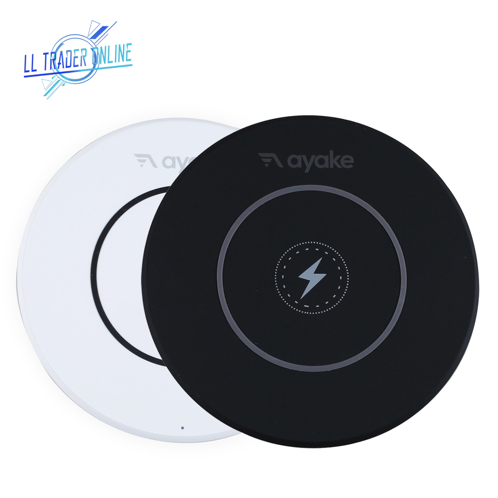 Mobile Phone Universal Wireless Charger Pad Dock Portable Charger For iPhone XS MAX XR Wireless Charging For Samsung Xiaomi