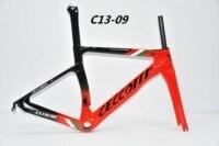 2020 ceccotti dc013 quadro de carbono estrada corrida bicicleta quadro de carbono estrada toray t1000 pf30/bb30/bsa 2 anos garantia diy