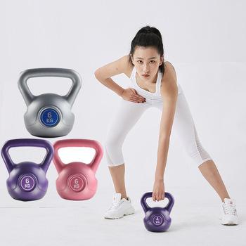 Męski i damski sprzęt sportowy Fitness dom konkurencyjny trening odważnik tanie i dobre opinie CN (pochodzenie) Spray-farby Kettle Bell ARMS