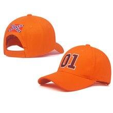 Boné geral lee 01, chapéu bordado de algodão com bandeira dukes de angzard bom homem unissex aplique adulto chapéu de beisebol,