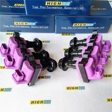 Performans ateşleme bobini Nissan GTR Skyline R32 R33 S1 serisi 1 GTST HCR32 HNR32 22433 60U01 22433 60U02 22433 60U12 GT R