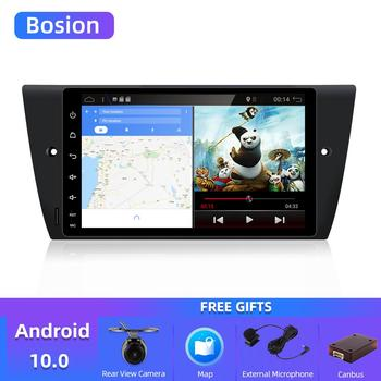 Bosion Android 10.0 9 Touch Screen Autoradio car DVD for BMW 3 E90 Car Radio Audio Car Multimedia GPS Navi image