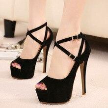 high platform Shoes woman pumps shoes